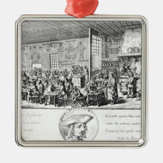 Jean Ramponneau's Tavern Christmas Ornament