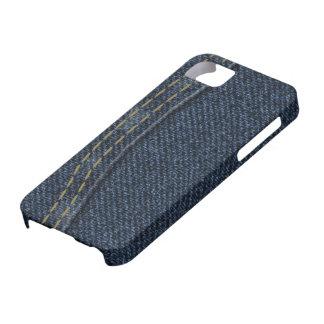 Jean Stitching - iPhone 5 Case
