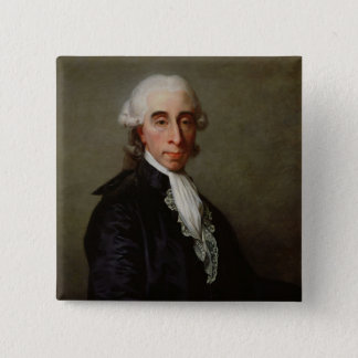 Jean-Sylvain Bailly  1789 15 Cm Square Badge
