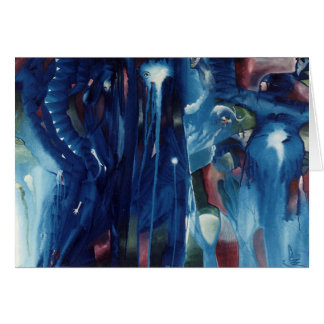 Jeanetes Dream by Gregory Gallo Greeting Card