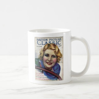 Jeanette Loff Vintage 1929 Movie Magazine Mug