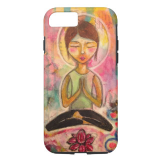 """Jeanette MacDonald Meditation"" Phone Case"