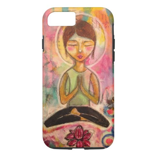 """Jeanette MacDonald Meditation"" Phone Case"