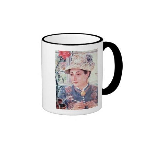 Jeanette Rubenson, 1883 Ringer Mug