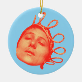jeanne of arc christmas ornament