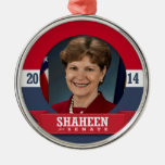 JEANNE SHAHEEN CAMPAIGN CHRISTMAS ORNAMENT