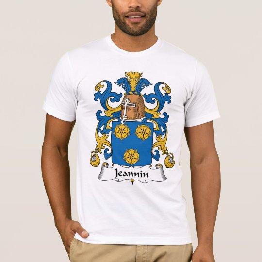 Jeannin Family Crest T-Shirt