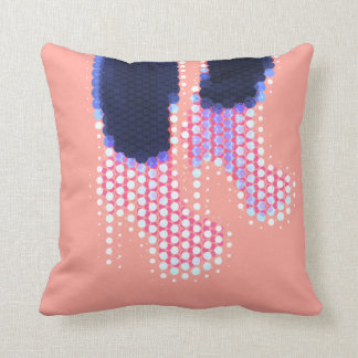Jeans and High Heels Pillow Throw Cushions