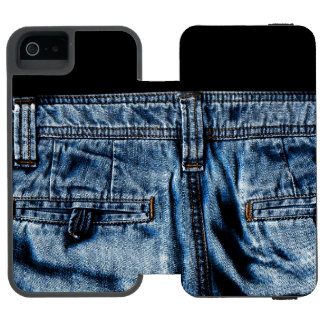Jeans - SO COOL Incipio Watson™ iPhone 5 Wallet Case
