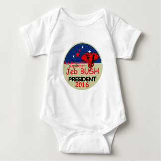 Jeb Bush 2016 Baby Bodysuit
