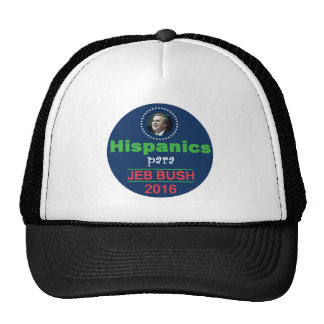 Jeb BUSH 2016 Hat
