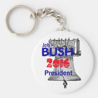 Jeb BUSH 2016 Keychain