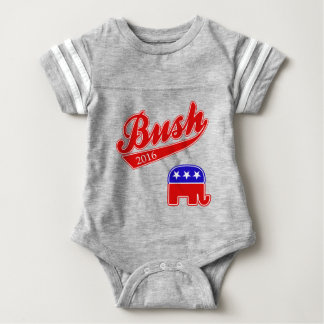 Jeb Bush 2016 Republican Baby Bodysuit