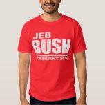 Jeb Bush 2016 Shirts