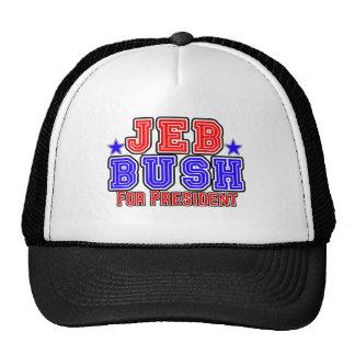 Jeb Bush for President Cap