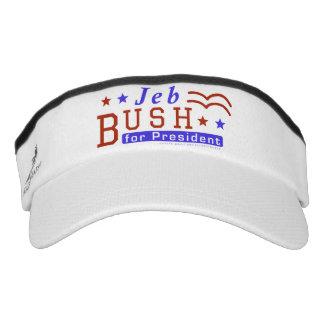 Jeb Bush President 2016 Election Republican Visor