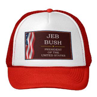 Jeb Bush President V3 Mesh Hat
