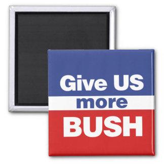 Jeb Bush presidential campaign Square Magnet