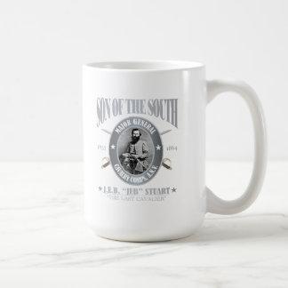 JEB Stuart (SOTS2) Basic White Mug