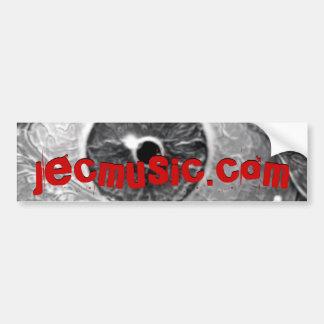 jecmusic.com bumper sticker