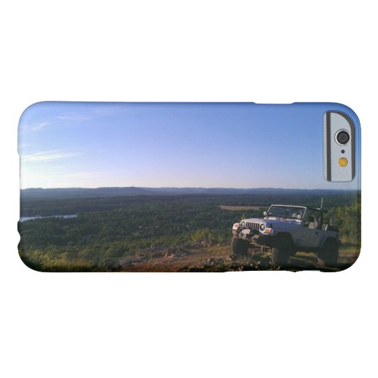 JEEP BARELY THERE iPhone 6 CASE