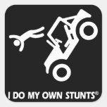 Jeep My Own Stunts
