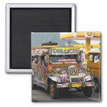 Jeepney Fridge Magnets