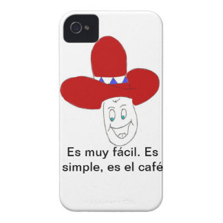 Jefe Coffee Bean iPhone 4 Case-Mate Cases