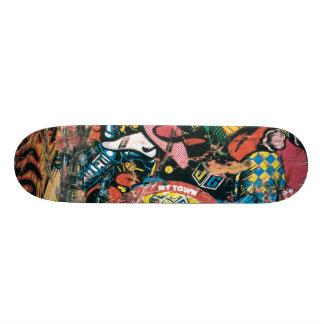 Jeff Grosso · Toybox · Santa Cruz  · 1987 20.6 Cm Skateboard Deck