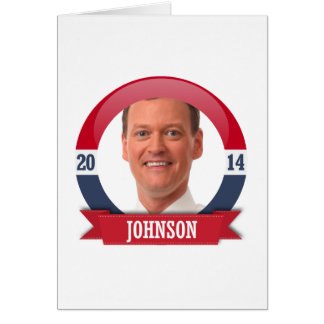 JEFF JOHNSON CAMPAIGN GREETING CARDS
