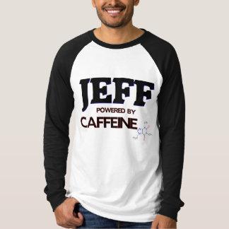 Jeff Powered by Caffeine Shirts
