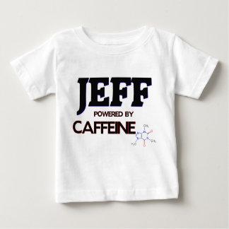 Jeff Powered by Caffeine T-shirt