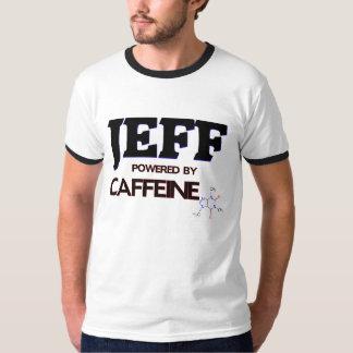 Jeff Powered by Caffeine Tshirts