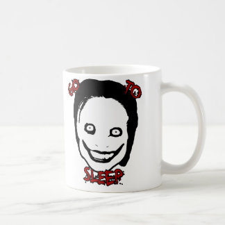 Jeff The Killer Coffee Mug