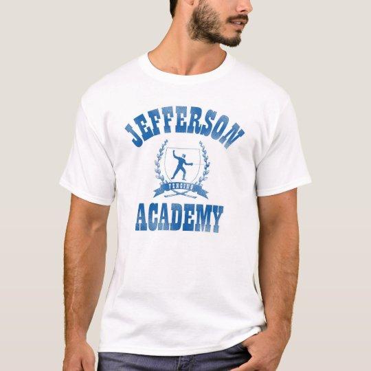 Jefferson Academy Fencing T-Shirt