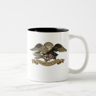 Jefferson Barracks Heritage Foundation Two-Tone Mug