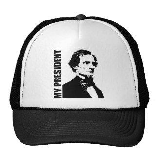 Jefferson Davis - My President Hats