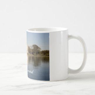Jefferson Memorial Basic White Mug