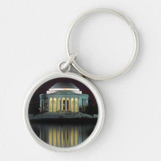 Jefferson Memorial Key Ring
