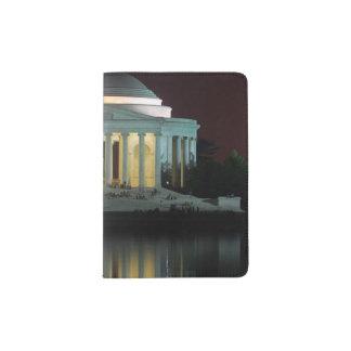 Jefferson Memorial Passport Holder