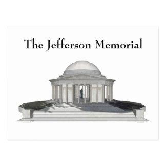Jefferson Memorial: Postcards