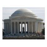 Jefferson Memorial Washington DC 002 Postcard