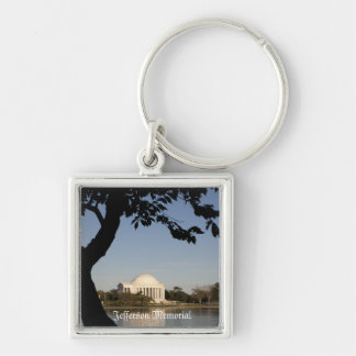 Jefferson Memorial, Washington DC Key Ring