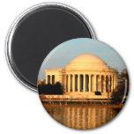 Jefferson Mermorial Fridge Magnets