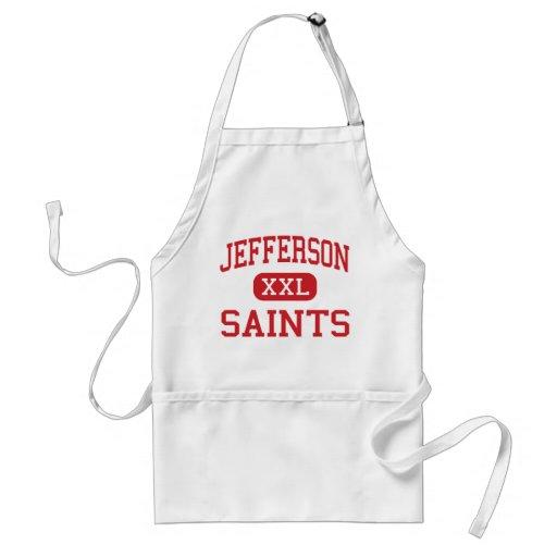 Jefferson - Saints - High - Edgewater Colorado Apron