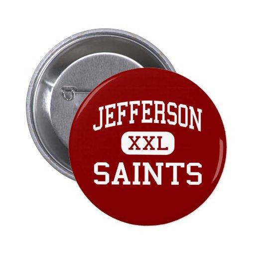 Jefferson - Saints - High - Edgewater Colorado Pins