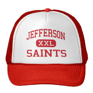 Jefferson - Saints - High - Edgewater Colorado Cap