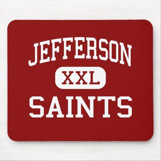 Jefferson - Saints - High - Edgewater Colorado Mouse Pad