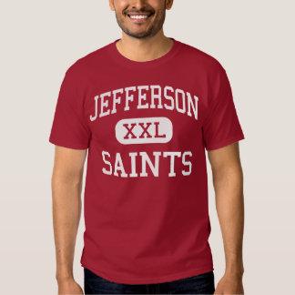Jefferson - Saints - High - Edgewater Colorado T Shirts