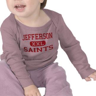 Jefferson - Saints - High - Edgewater Colorado Tee Shirts